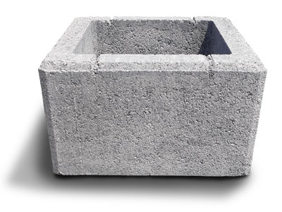 Element stuba 30x30x17
