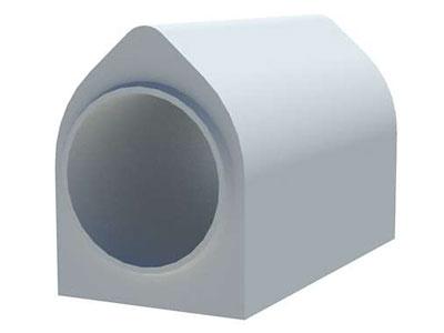Betonska cijev 400mm - Povećene nosivosti