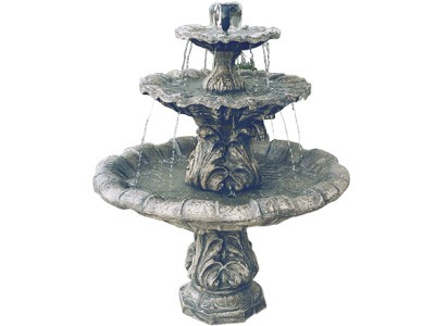 Fontana tri tanjira F-3