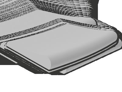 ELEMENT BAZENA S RADIJUSOM (325 mm)